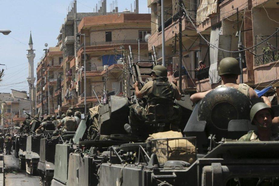 Le conflit syrien cause de fortes tensions au... (Photo Reuters)
