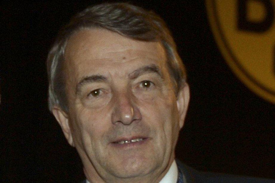 Wolfgang Niersbach est membre du comité exécutif de... (Photo : Federico Gambarini, archives Reuters)