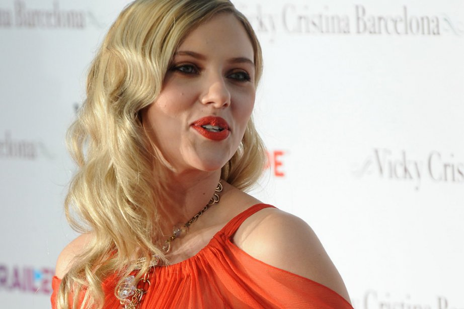 Scarlett Johansson... (Photo: archives AFP)