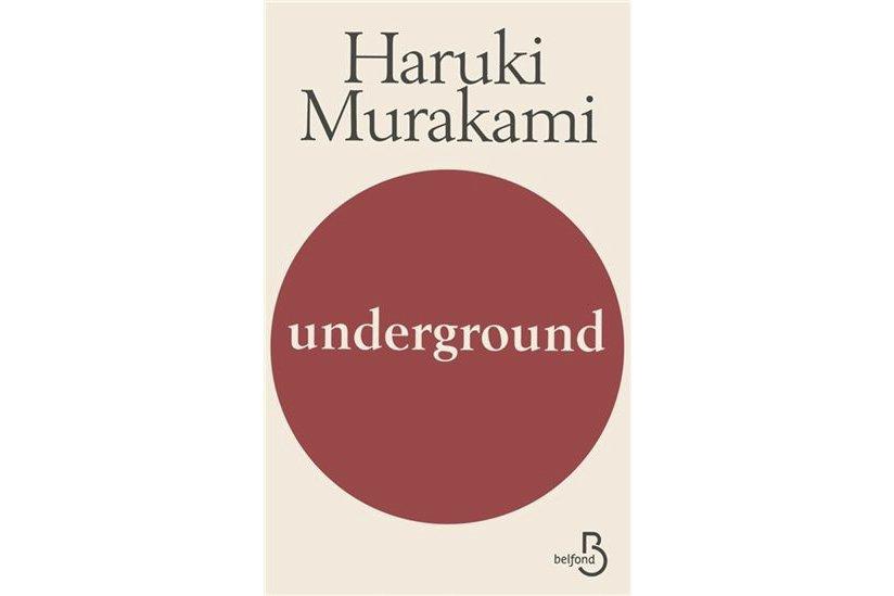Haruki Murakami a écrit un essai fascinant sur l'attaque au gaz sarin dans le...
