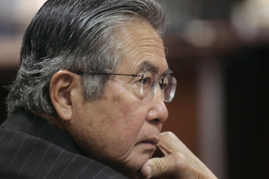 L'ex-président du Pérou Alberto Fujimori purge une peine... (PHOTO PILAR OLIVARES, ARCHIVES REUTERS)