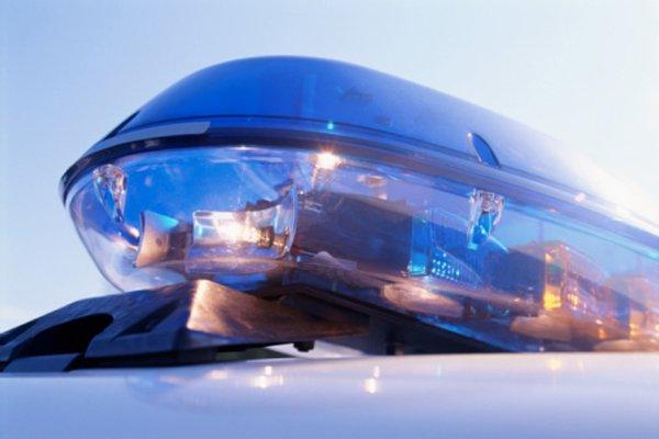 Une automobiliste âgée est entrée en collision avec... (PHOTOTHÈQUE LA PRESSE)