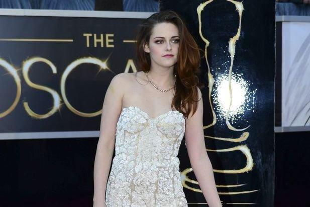 Kristen Stewart, fraîchement libérée de la saga Twilight,... (Photo: archives AFP)