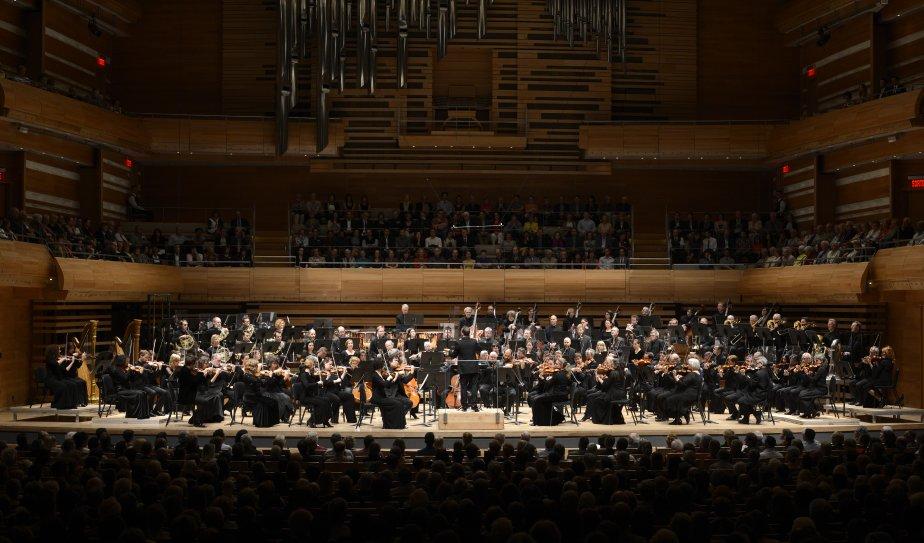 La Maison symphonique de Montréal.... (PHOTO Bernard Brault, La Presse)