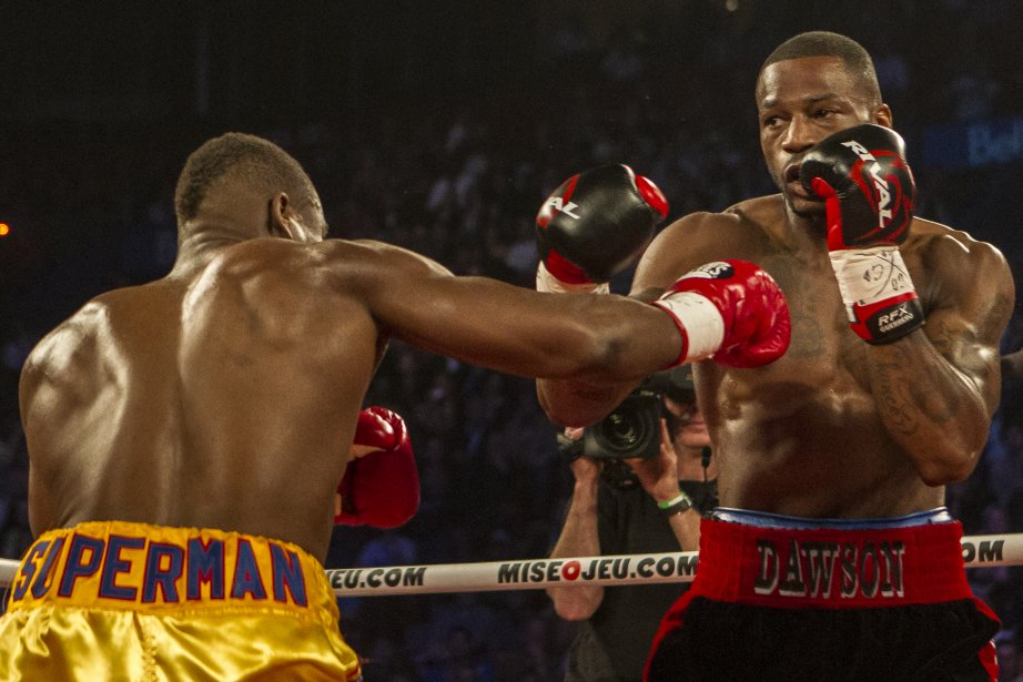 Combat de boxe au Centre Bell entre Adonis Stevenson et Chad Dawson. | 9 juin 2013