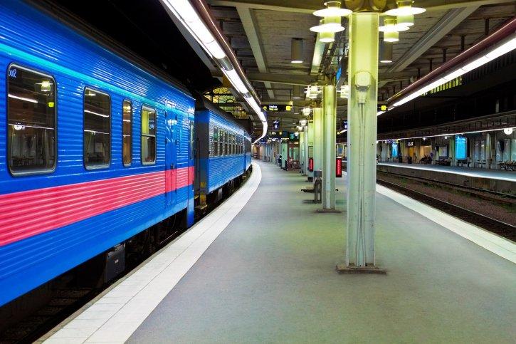 La gare centrale de Stockholm en Suède.... (Photo Oleksiy Mark, iStockphoto)