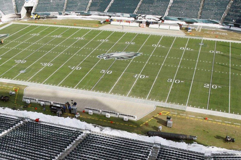 Les Eagles évoluent au Lincoln Financial Field depuis... (Photo : Matt Slocum, archives AP)