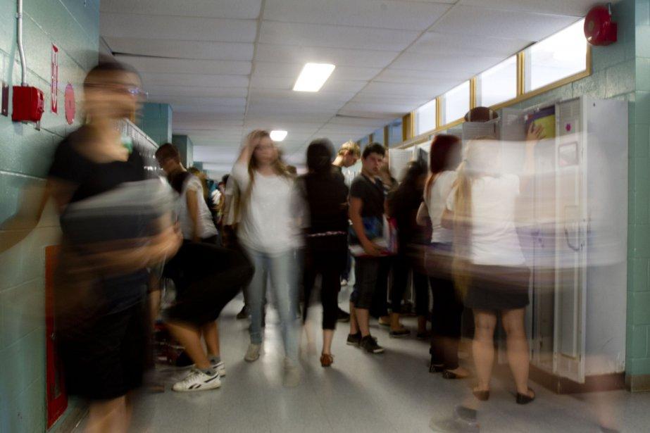Depuis plusieurs mois maintenant, les écoles sont sur... (Photo: Olivier Jean, La Presse)