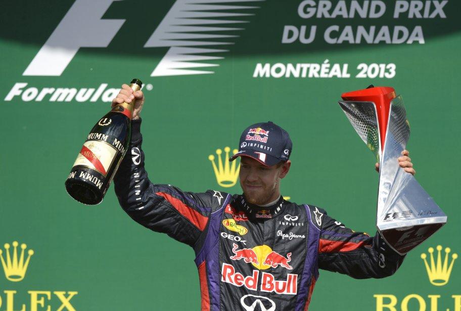 Sebastian Vettel a remporté sa première victoire en carrière au... | 2013-06-10 00:00:00.000