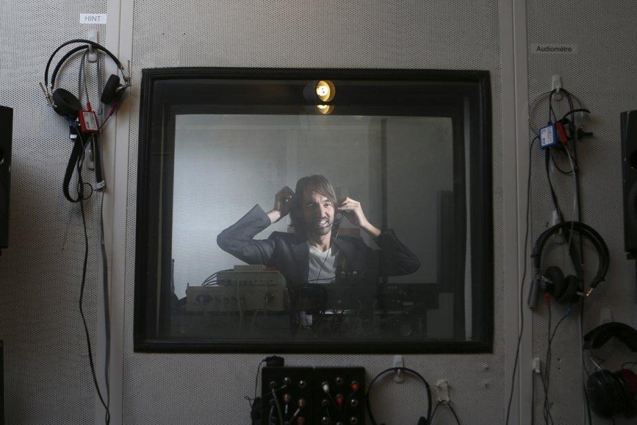 Jonathan Côté, audiologiste, travaille en réadaptation auprès des... (Photo Martin Chamberland, La Presse)