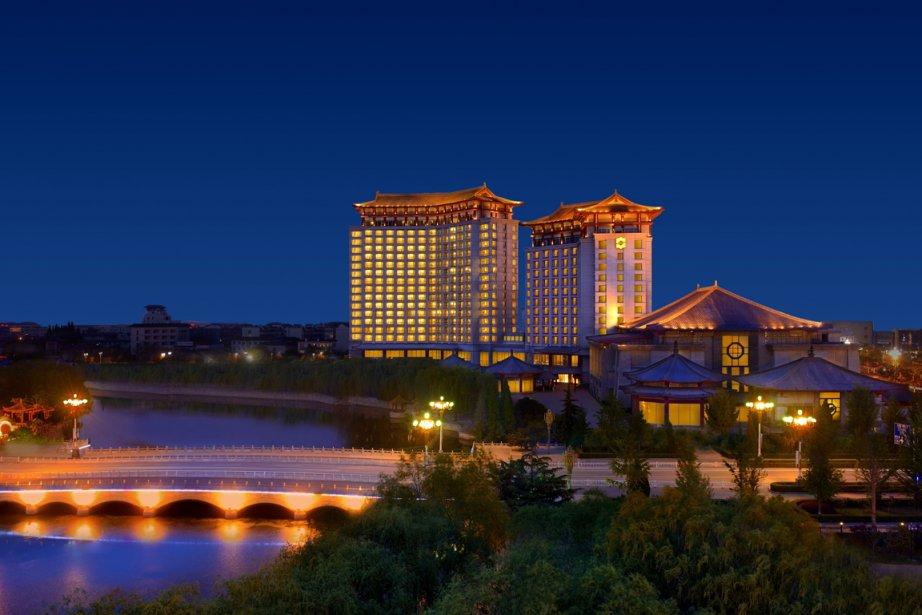 Hôtel Shangri-La à Qufu... (PHOTO FOURNIE PAR SHANGRI-LA)