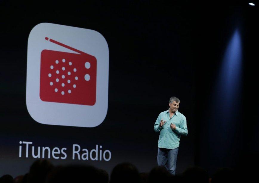 Eddy Cue, vice-président d'Apple chargé des services, a... (Photo: AP)