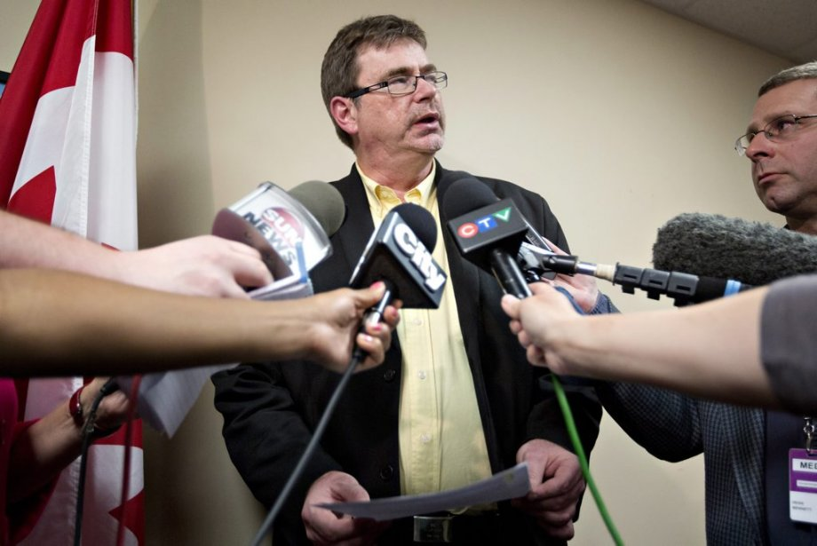 La démission du député conservateur Brett Rathgeber a... (photo Jason Franson, la presse canadienne)