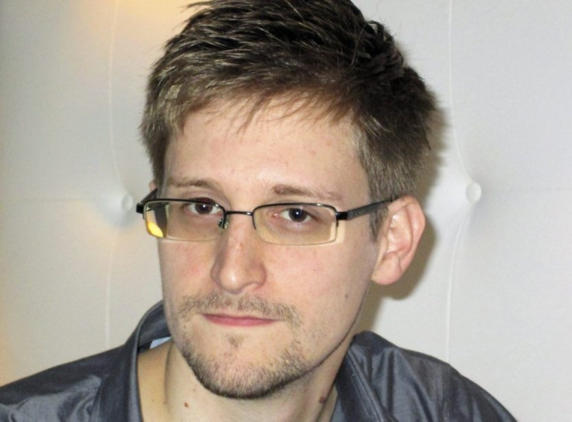 Le témoignage d'Edward Snowden est troublant à plus... (PHOTO Ewen MacAskill, The Guardian)