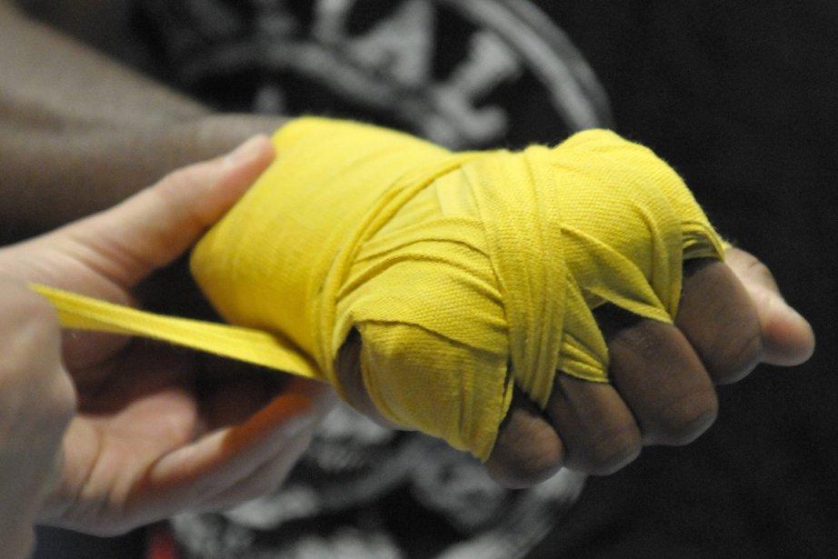 La réglementation qui encadre les sports de combat... (Photo Presse Canadienne)