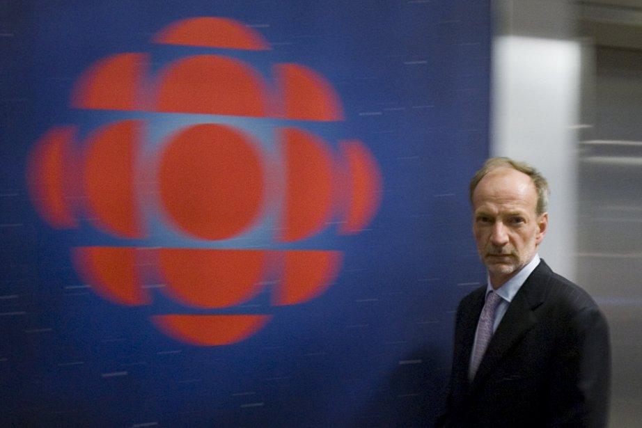 Hubert T. Lacroix, PDG de CBC/Radio-Canada... (Photo: archives La Presse Canadienne)