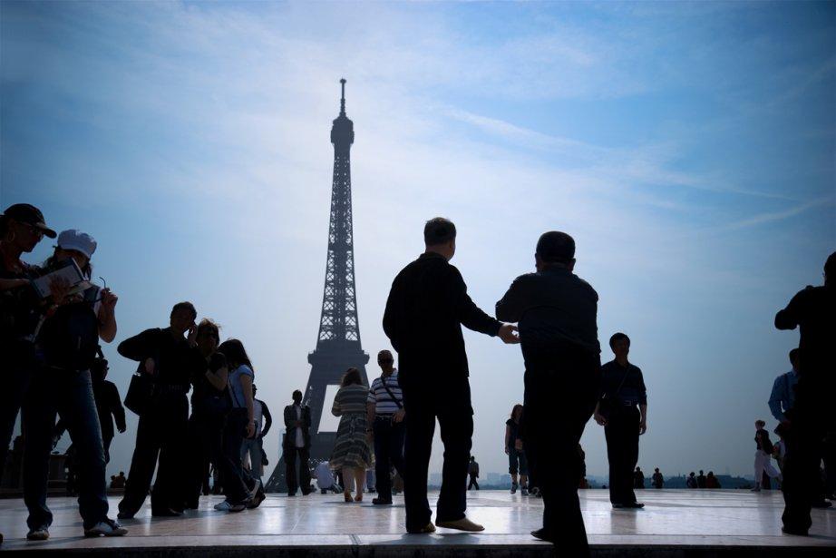 A Paris, les touristes restent les cibles privilégiées... (PHOTO Patrick Breig, Shutterstock)