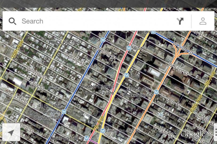 Waze est une application mobile qui conseille des... (PHOTO GOOGLE)