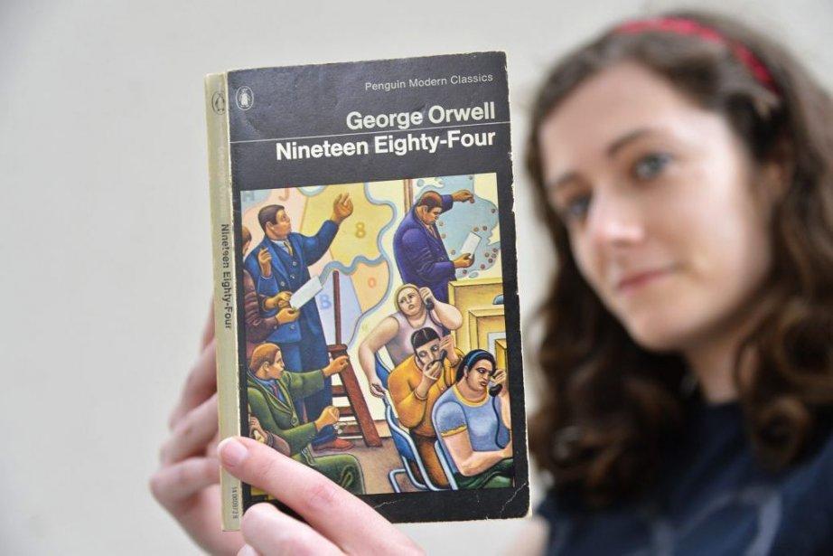 1984 de George Orwell... (Photo: Reuters)