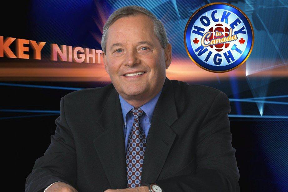 Le commentateur de la CBC Harry Neale.... (Photo PC)