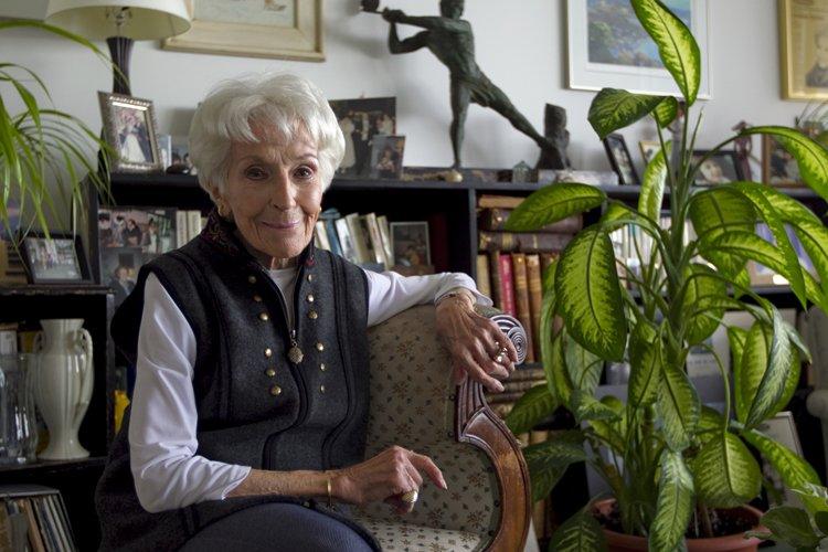 Janine Sutto... (Photo: Alain Roberge, archives La Presse)