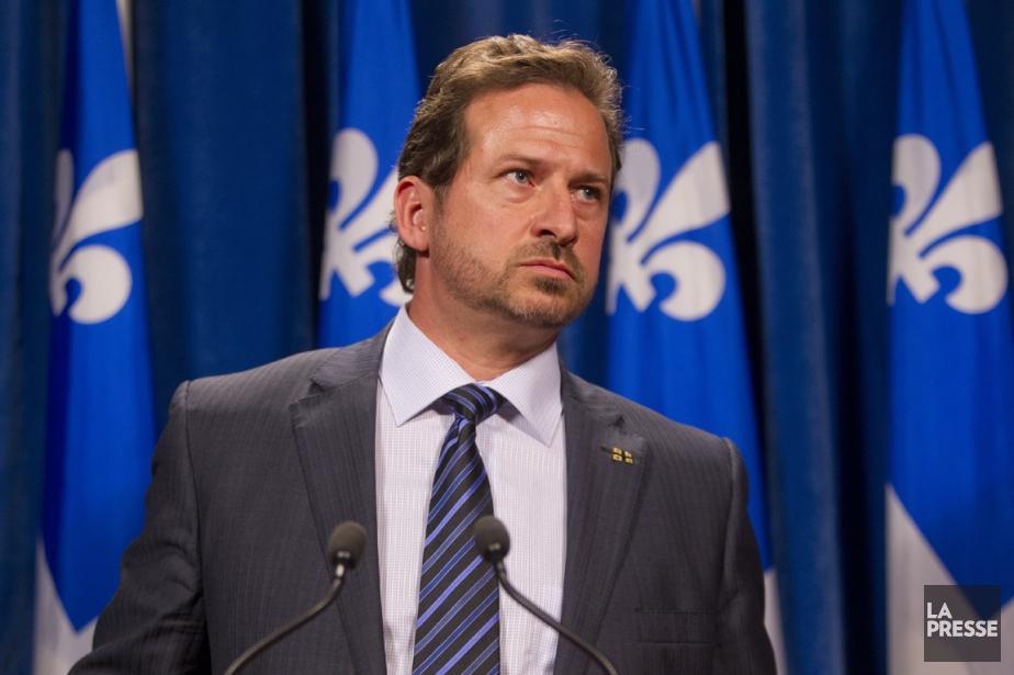Yves-François Blanchet... (PHOTO IVANOH DEMERS, La Presse)