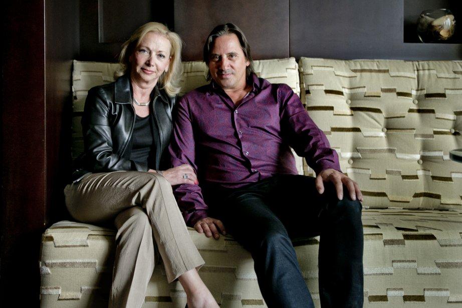 Christiane Germain, coprésidente et propriétaire de la chaine... (Photo Marco Campanozzi, La Presse)