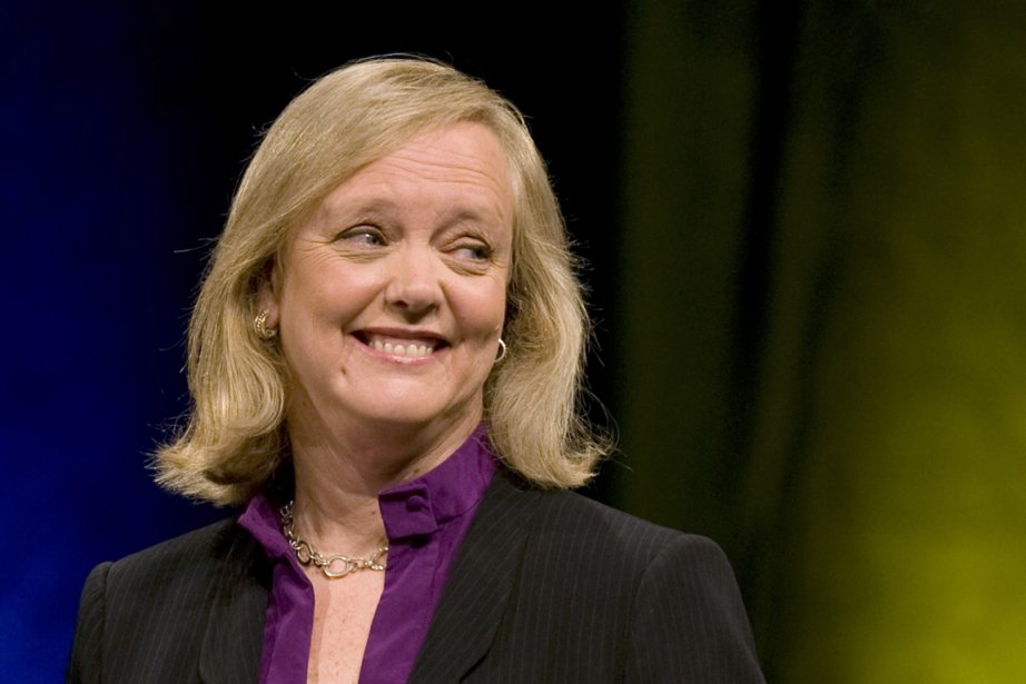 Meg Whitman... (Photo archives Reuters)