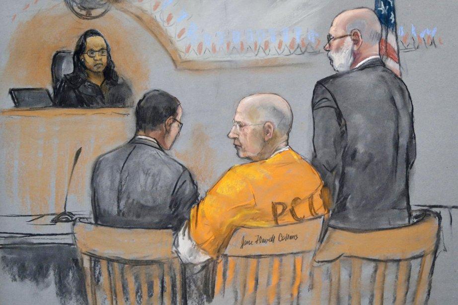 Bulger, arrêté en juin 2011 après une cavale... (ILLUSTRATION JANE FLAVELL COLLINS, ARCHIVES AP)