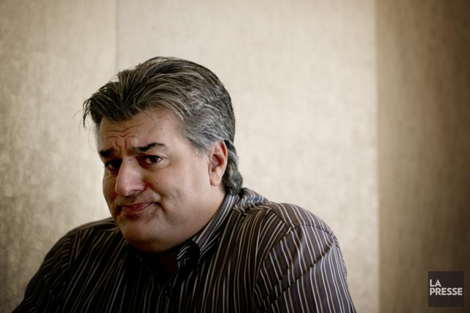 Lino Zambito... (PHOTO MARCO CAMPANOZZI, ARCHIVES LA PRESSE)