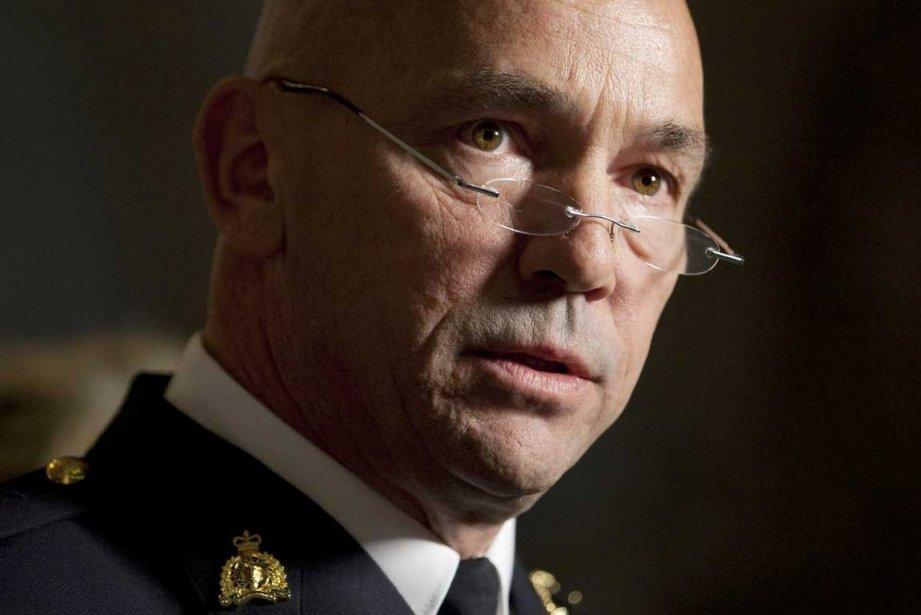 L'association des policiers de la GRC craint que... (Photo La Presse Canadienne)