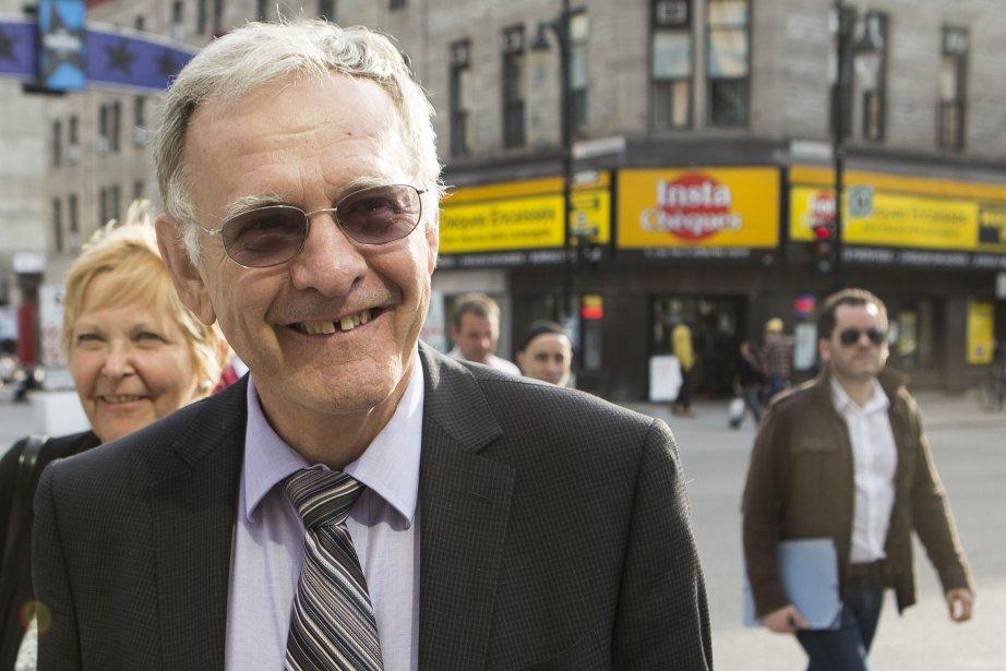 Le patron de Secor, l'économiste Marcel Côté.... (PHOTO OLIVIER PONTBRIAND LA PRESSE)