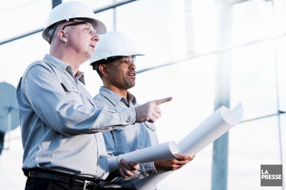 Il y a près de 63000 ingénieurs inscrits... (Photo archives La Presse)