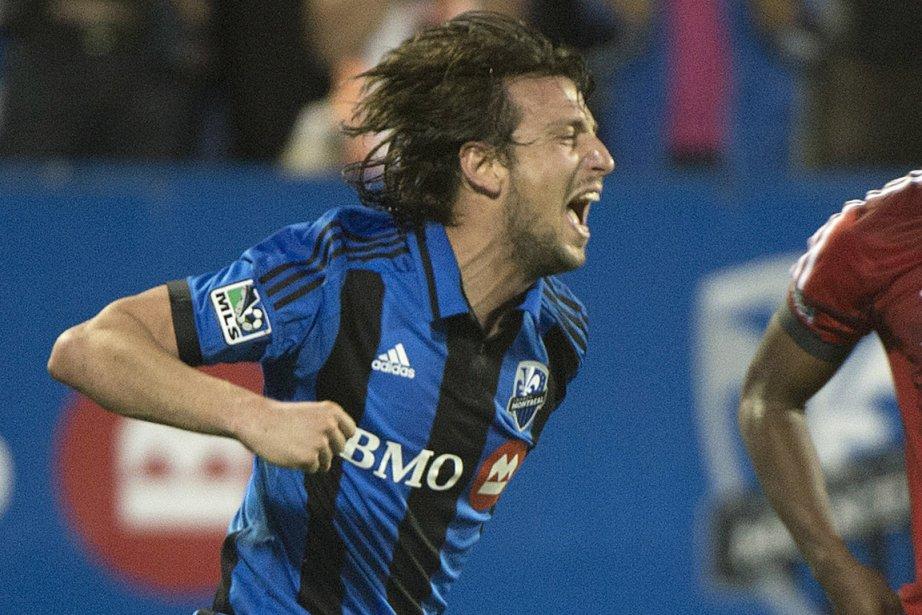 Daniele Paponi pourrait retrouver sa place dans l'alignement... (Photo Graham Hughes, PC)