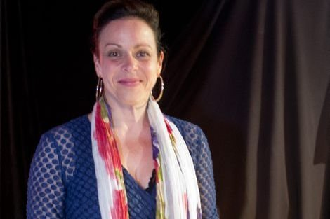 Maude Guérin, l'interprète de Carmen....