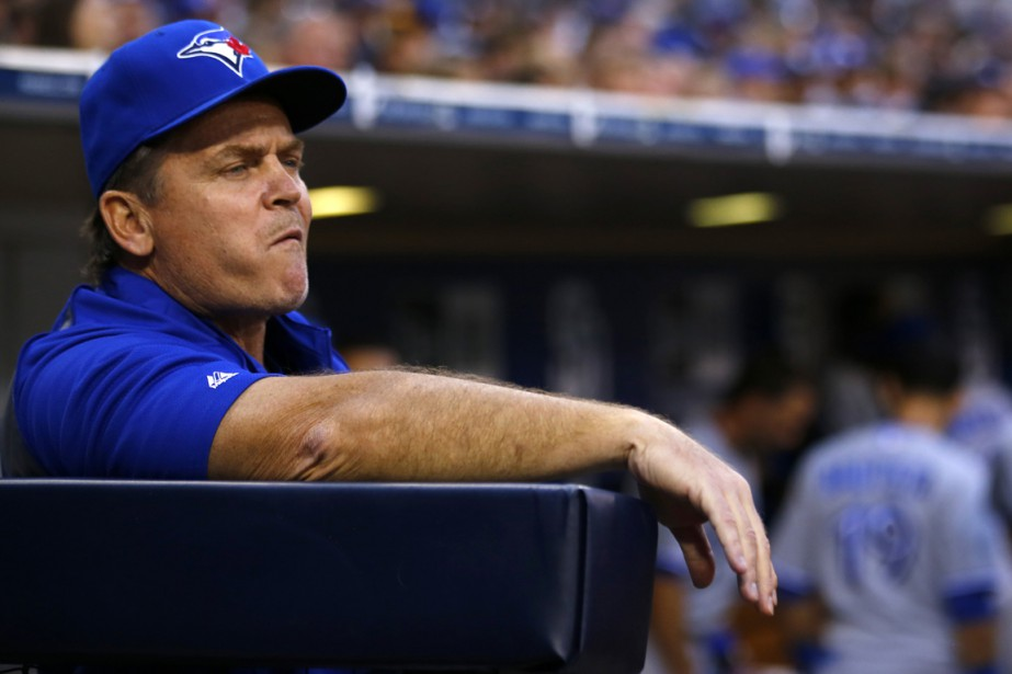 Le gérant des Blue Jays de Toronto, John... (Photo Mike Blake, Reuters)