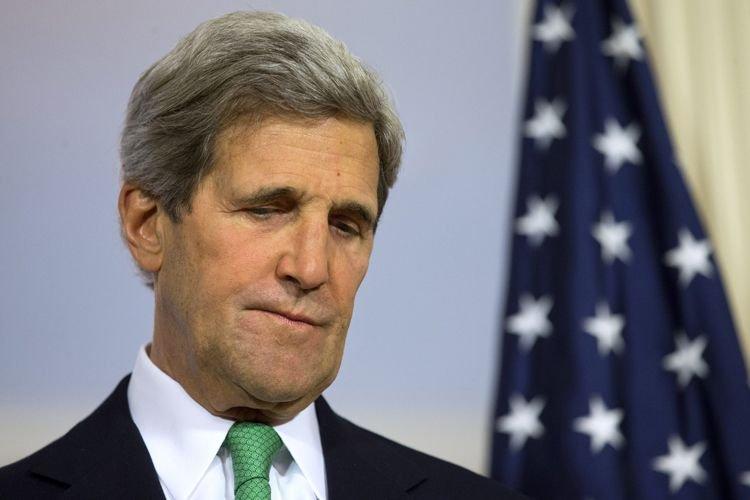 M.Kerry tente de relancer depuis quatre mois des... (Photo: AP)
