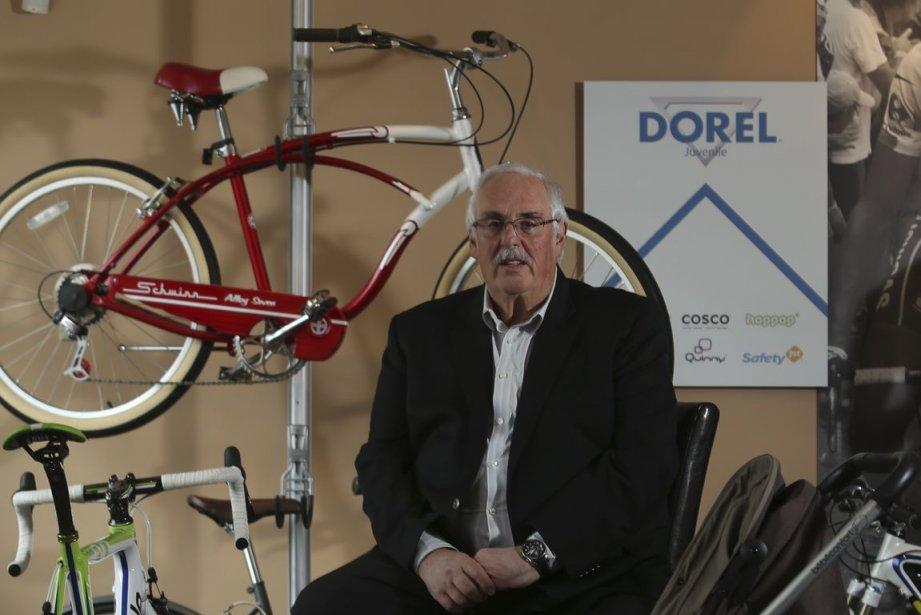 Martin Schwartz, PDG de Dorel... (PHOTO MARTIN CHAMBERLAND, ARCHIVES LA PRESSE)