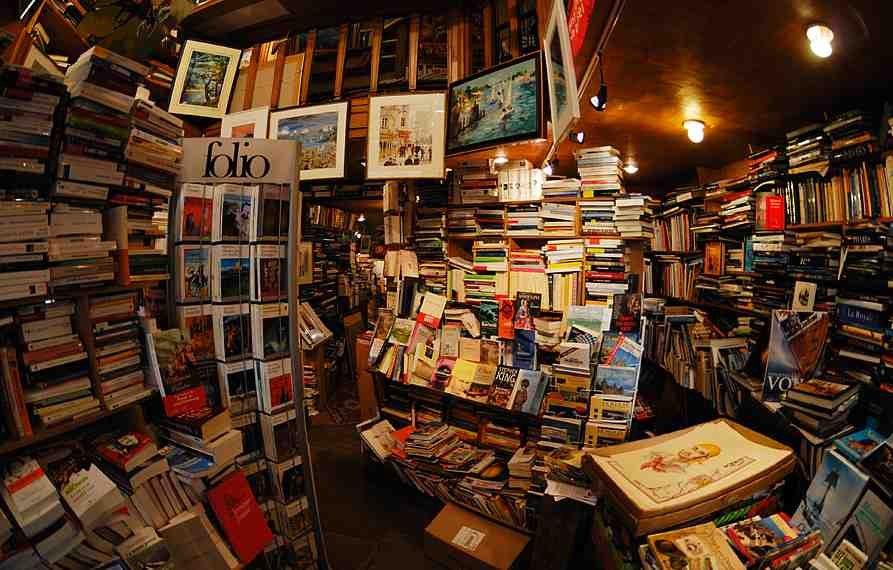 En étant membre d'une bannière, la librairie indépendante... (Photo d'archives)