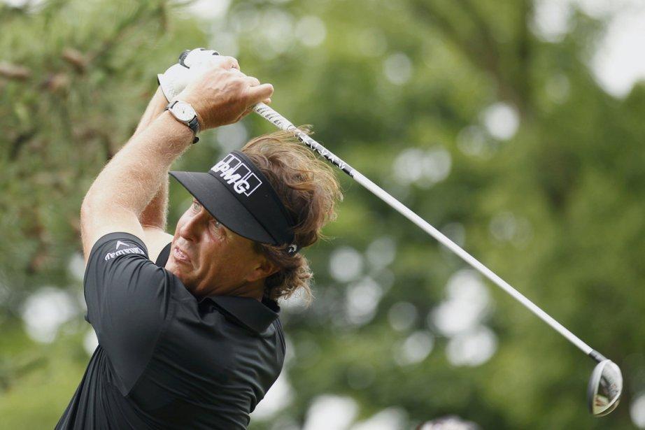 Seulement deux golfeurs, les Américains Billy Horschel et... (Photo : Adam Hunger, Reuters)