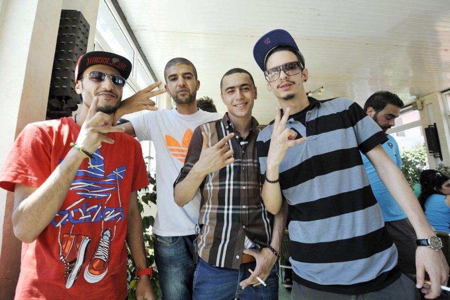La justice a condamné jeudi Alaa Yaâcoubi, 25... (PHOTO FETHI BELAID, AFP)