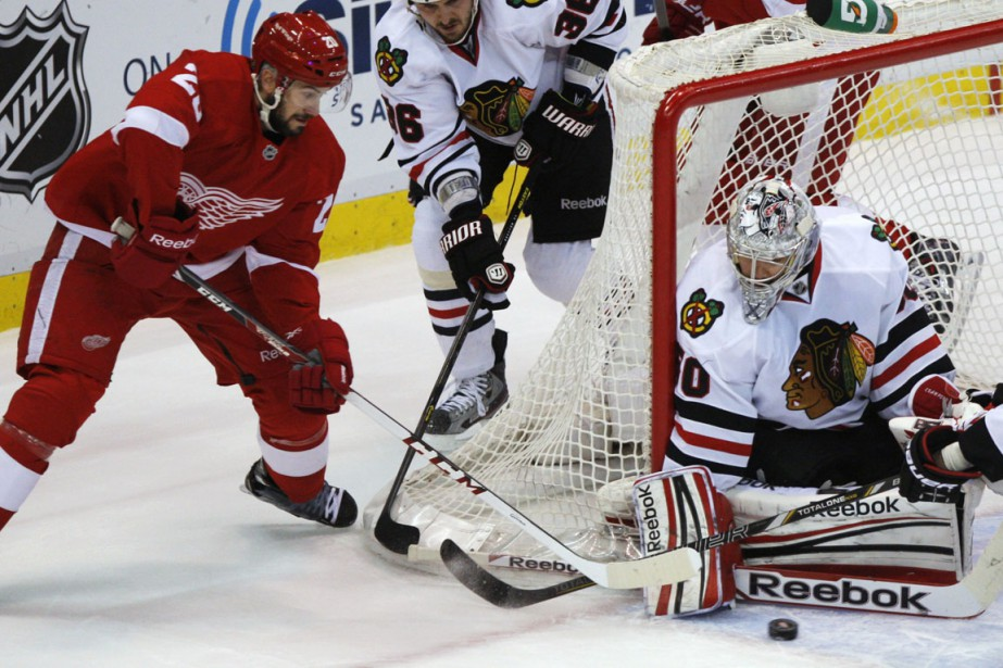 Drew Miller n'aura pas besoin de tester le... (Photo : Rebecca Cook, archives Reuters)