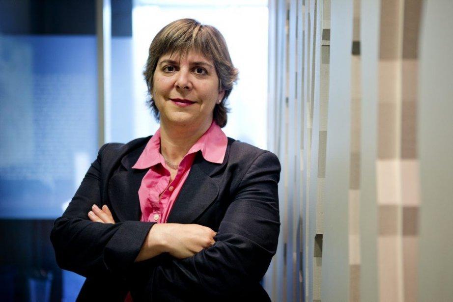Carole Berthiaume,vice-présidente et gestionnaire principale des portefeuilles d'actions... (PHOTO MARCO CAMPANOZZI, LA PRESSE)
