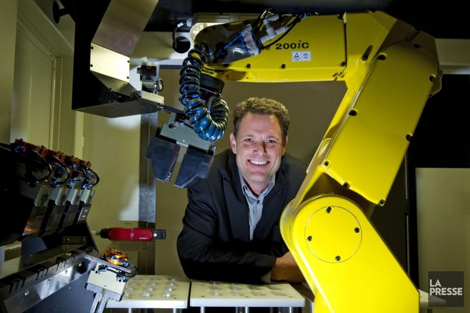 «Nous serons la plus grande société d'ingénierie en... (Photo Alain Roberge, Archives La Presse)