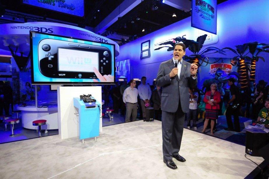 Pour Reggie Fils-Aime, président et chef de l'exploitation... (Photo Gus Ruelas, Archives REUTERS)