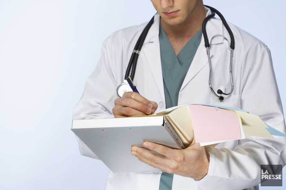 Au Québec, 180 médecins pratiquent dans 37 coopératives... (Photo archives La Presse)