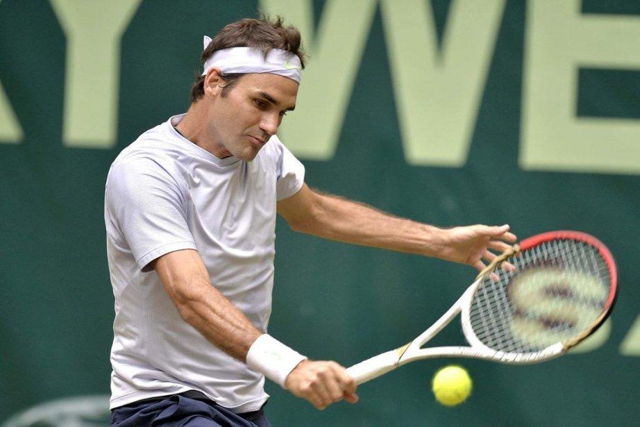Roger Federer a défait Tommy Haas 3-6, 6-3,... (Photo : Martin Meissner, AP)