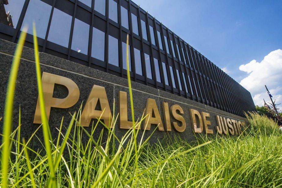 Le palais de justice de Montréal.... (Photo Archives AFP)