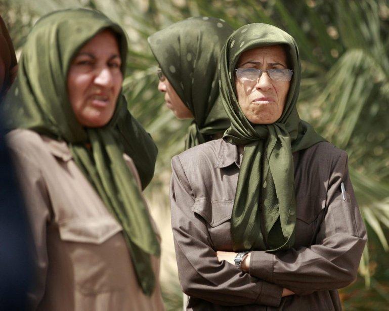 Chassés d'Iran dans les années 1980 et accueillis... (Photo Hadi Mizban, Archives AP)