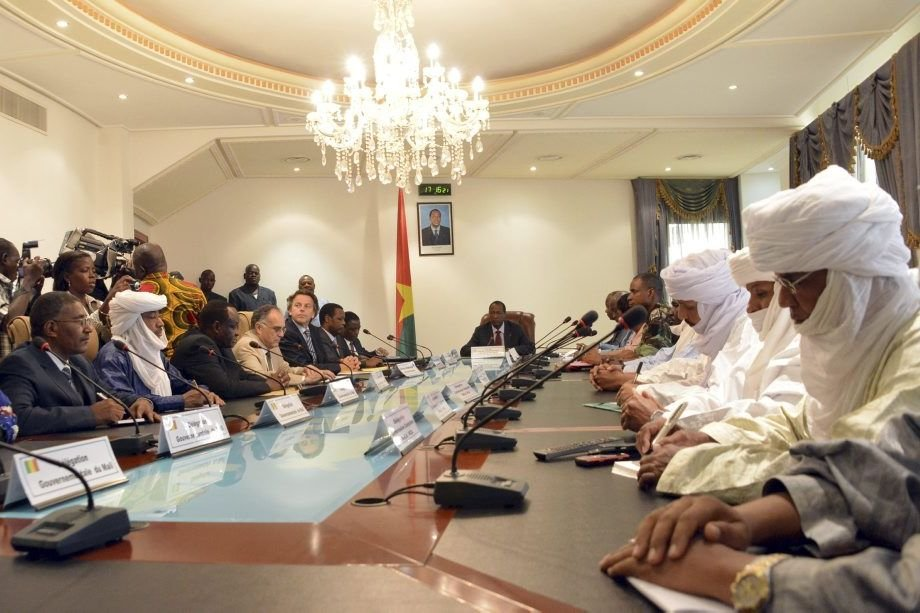 Lancées le 8 juin par le président burkinabè... (PHOTO AHMED OUOBA, AFP)